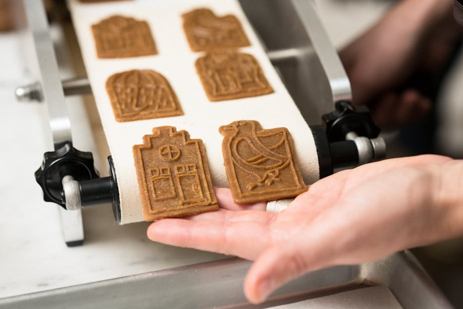 making speculoos   little belgians