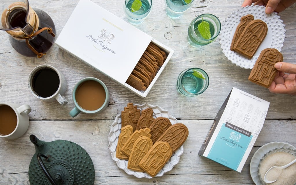 delicious speculoos cookies